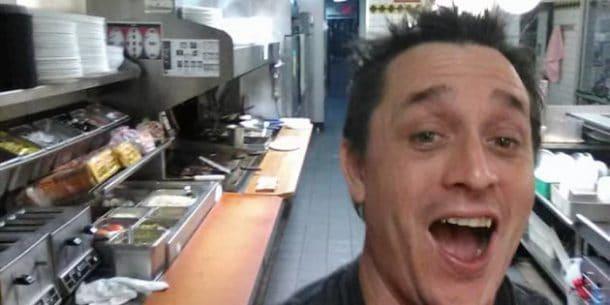 burger chez waffle house
