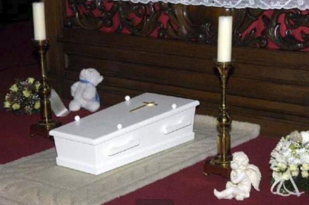 cercueil bebe