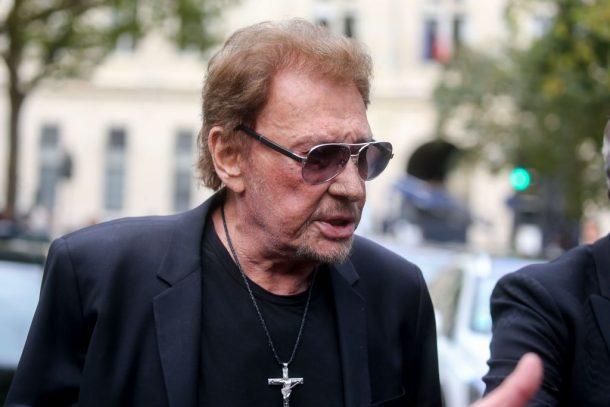 Un lieu à Paris va porter son nom — Johnny Hallyday
