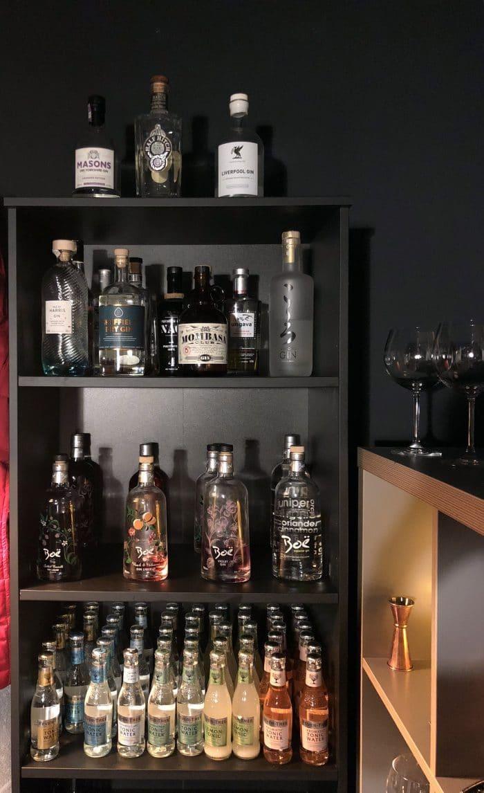 gin spa écosse glasgow