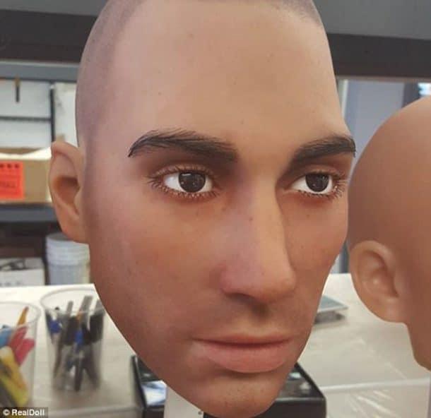 robots sexuels masculins