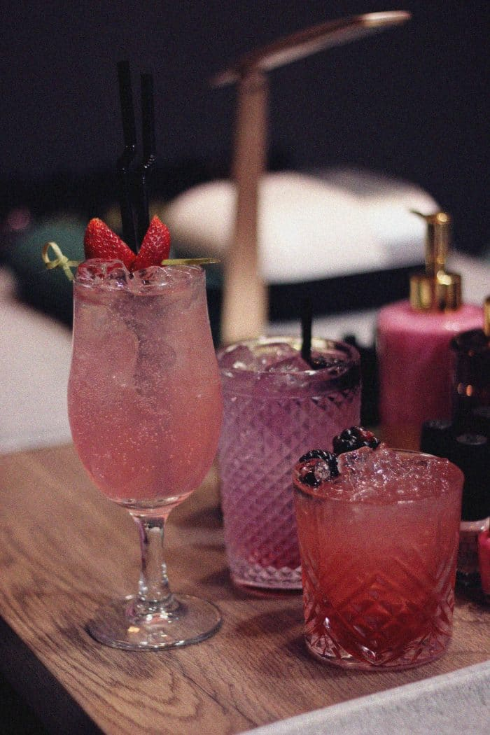 cocktails gin