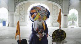 plus gros turban du monde