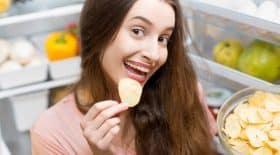 chips pour femmes
