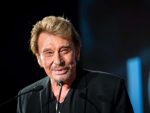 album posthume johnny hallyday