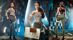 Lara Croft poupee barbie