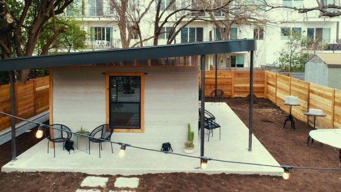 Des Maisons 3D Pour Lutter Contre La Difficulté De Se Loger Dans Le