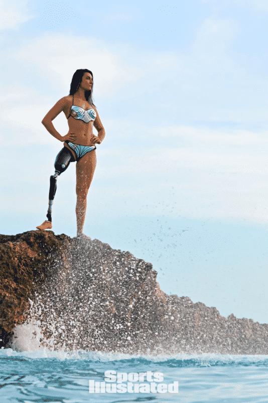 Brenna Huckaby sportive paralympique