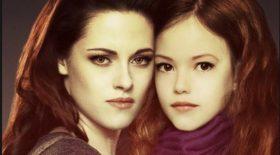 Retrouvailles Kristen Stewart Mackenzie Foy