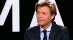Laurent Delahousse au JT de 20 heures