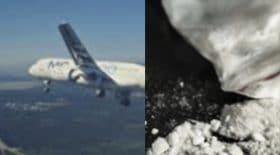 sexe, drogue et alcool en avion