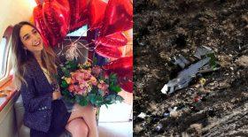accident d'avion après un enterrement de vie de jeune fille