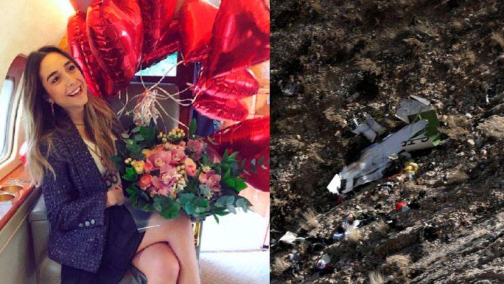 Une riche héritière meurt dans un crash d'avion — Turquie