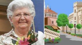 Cette espagnole de 87 ans crée des oeuvres d'art sur Paint
