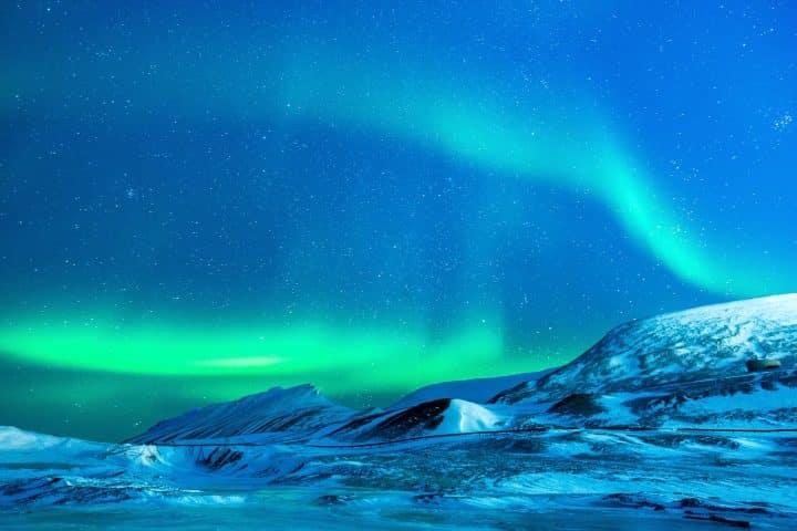 ville norvégienne longyearbyen