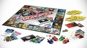 Monopoly va sortir une version spéciale Mario kart !