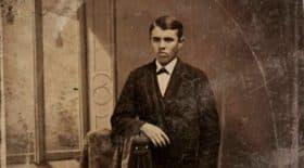 photo de Jesse James jeune vaut des millions