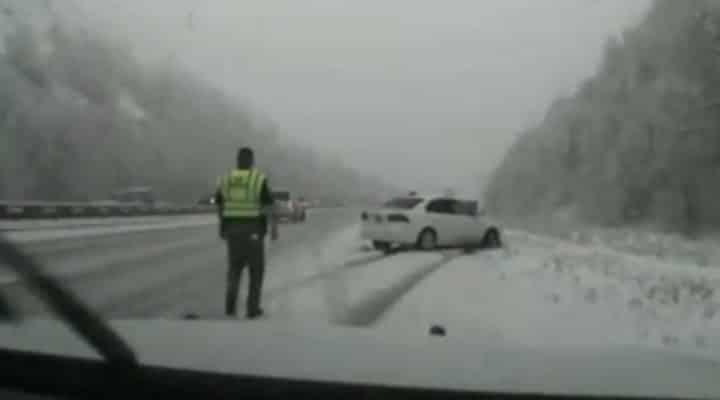 accident policier