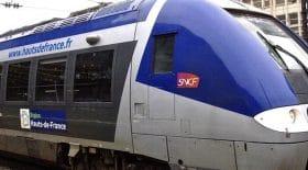 un train a 50 minutes de retard au départ pour une raison scandaleuse