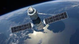 Tiangon-1 station spatiale va s'écraser sur la terre
