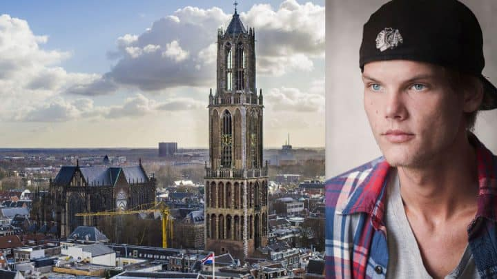 carillon cloches cathédrale d'Utrecht sonne Avicii