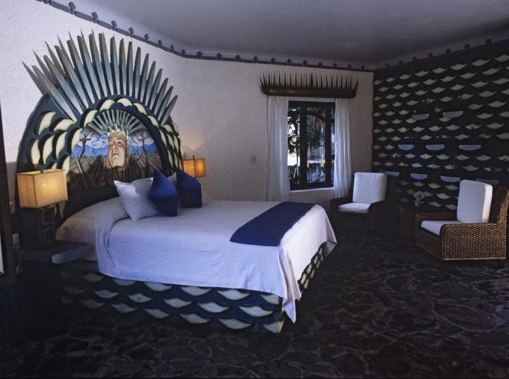 chambre hotel mexique
