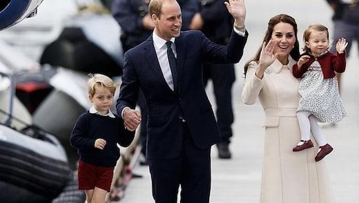Royal Baby : Kate Middleton vient d'accoucher de son troisième enfant, découvrez le sexe du bébé