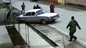 garçon de 5 ans vole une voiture