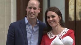 le clin d'oeil de Kate Middleton à Lady Diana à sa sortie de la maternité