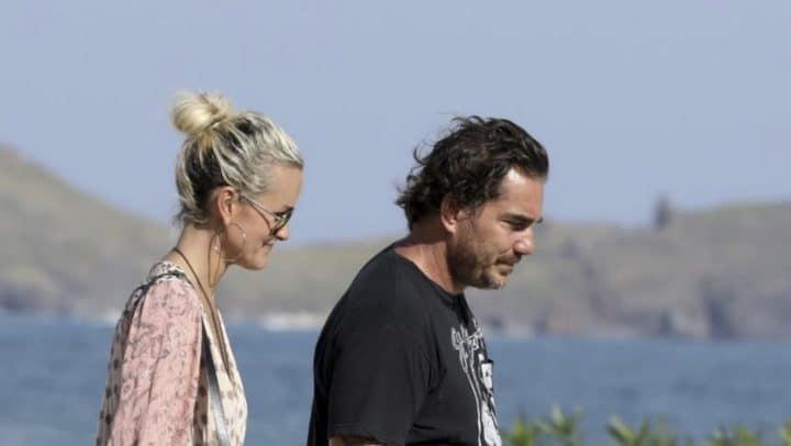 Laeticia Hallyday et Sébastien Farran seraient en couple Anthony Delon balance !