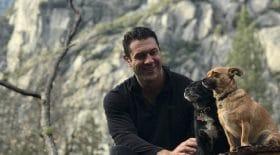 Il recueille six chiens abandonnés et les emmène en road-trip