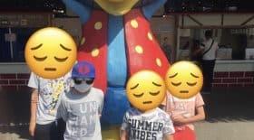 cet enfant atteint d'une leucémie se fait refouler du Parc d'attractions Saint-Paul