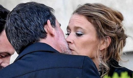 Manuel valls s par d 39 anne gravoin et d j en couple avec - Qui est la compagne d artus ...