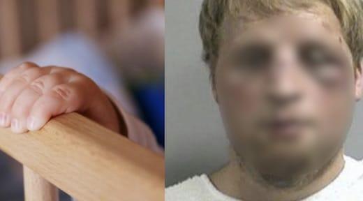 un monstre a abusé de son bébé de douze moi et a tenté de la violer, il se fait justice lui-même