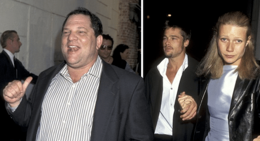 Gwyneth Paltrow raconte le jour où eBrad Pitt a failli tuer Harvey Weinstein
