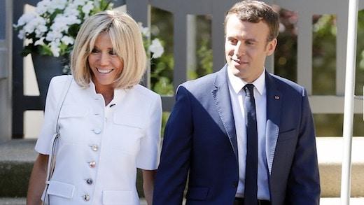 Brigitte Macron gagne-t-elle 40 000 euros par mois ?