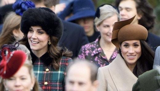 Voici ce que Meghan Markle a offert à Kate Middleton après son mariage avec le Prince Harry