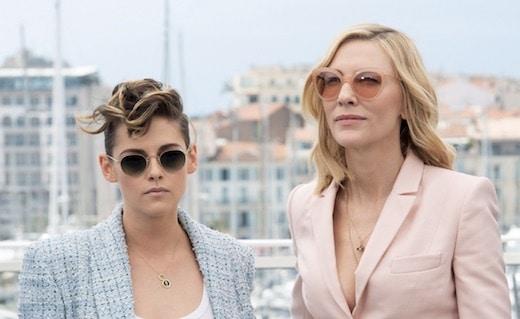 Festival de Cannes : Kristen Stewart en admiration devant Cate Blanchett