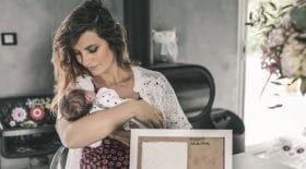 Laetitia Milot révèle le prénom de sa fille