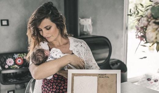 Laetitia Millot révèle le prénom de sa fille