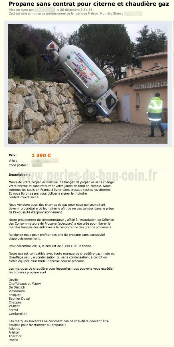 Top 100 Des Pires Annonces Vues Sur Le Bon Coin Page 25