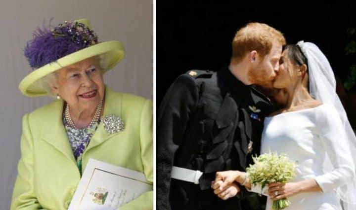 mariage meghan harry
