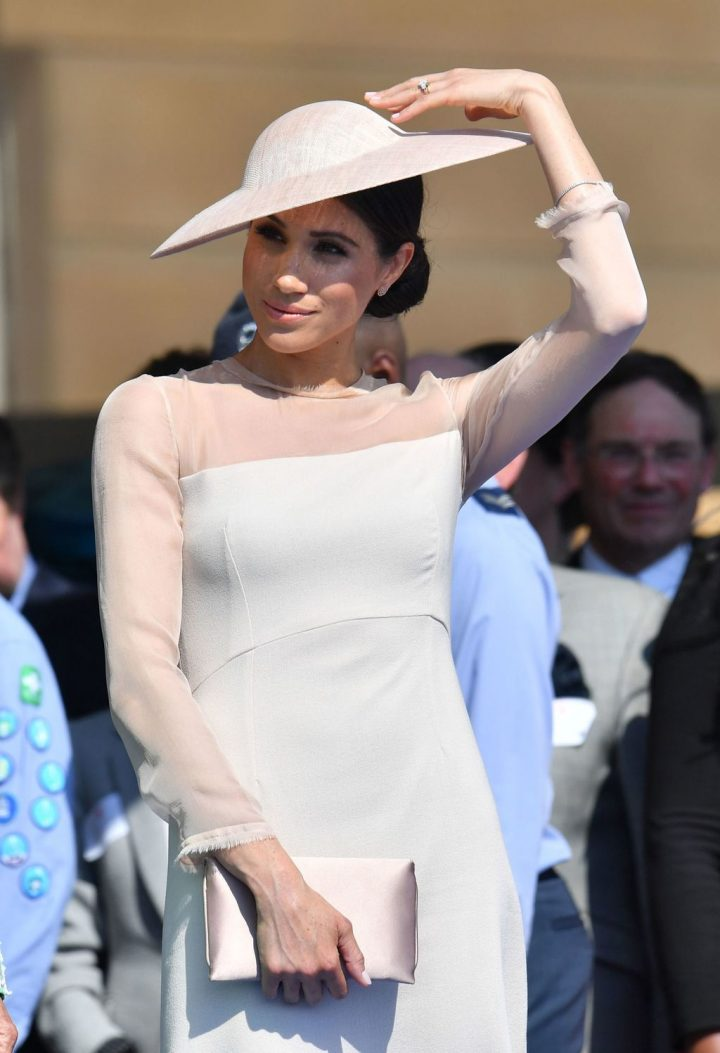 Son Altesse Royale la duchesse de Sussex