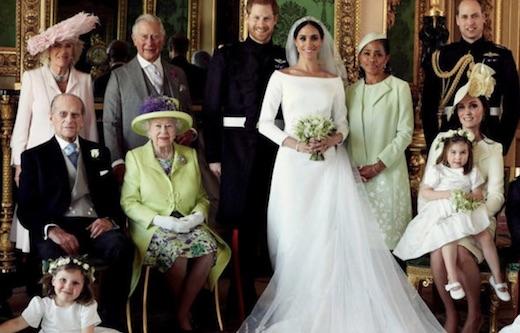 Un expert en langage corporel a analysé les photos officielles du mariage d'Harry et Meghan