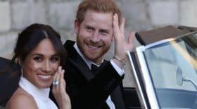 Le tendre geste de Meghan Markle à lady di après son mariage
