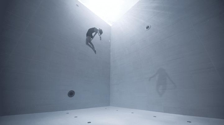 danse aquatique