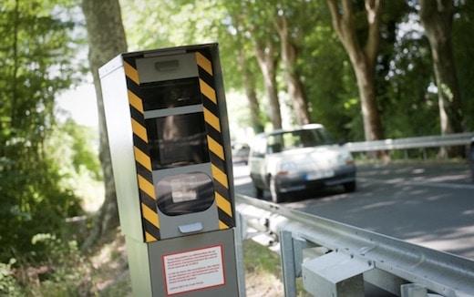 Il a été flashé à 696km/h avec une Opel Astra !