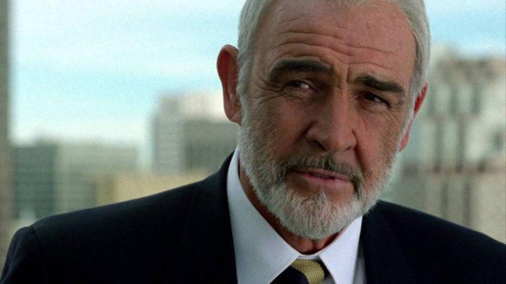 Sean Connery, stars, rôles en or, cinéma