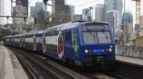 train sncf transilien