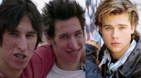 Ils voulaient ressembler à Brad Pitt, leur idole de toujours